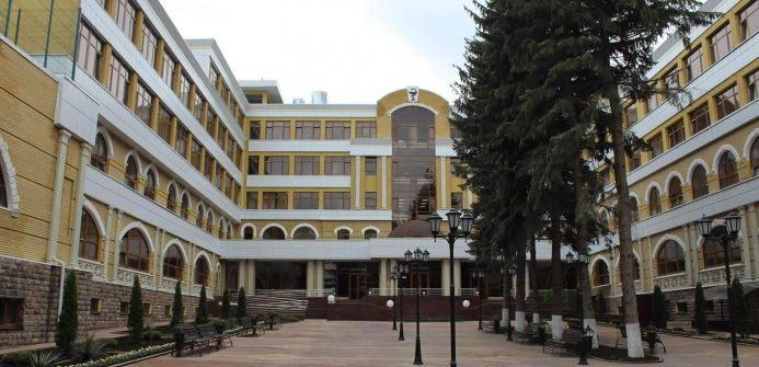 Центр реабилитации и санаторно-курортного лечения на территории Малокарачаевского района Карачаево-Черкесской Республики, город Ессентуки