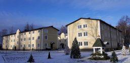 Реставрация Богородицкого Житенного женского монастыря в городе Осташков