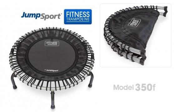 Батут 350f (folding) Fitness Trampoline